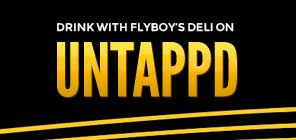 Drink With Flyboy's Deli on Untappd